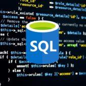 Crear Vistas (tablas virtuales) en SQL